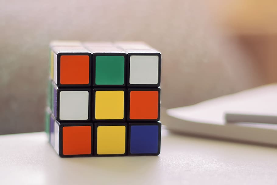 rubik's cube incompleted